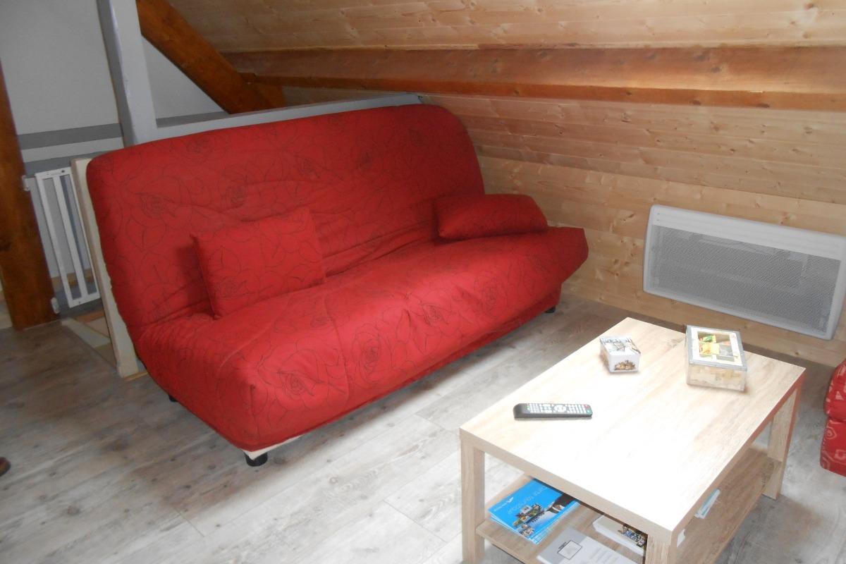 salon suite camel - Chambre d'hôtes - Gruchet-Saint-Siméon