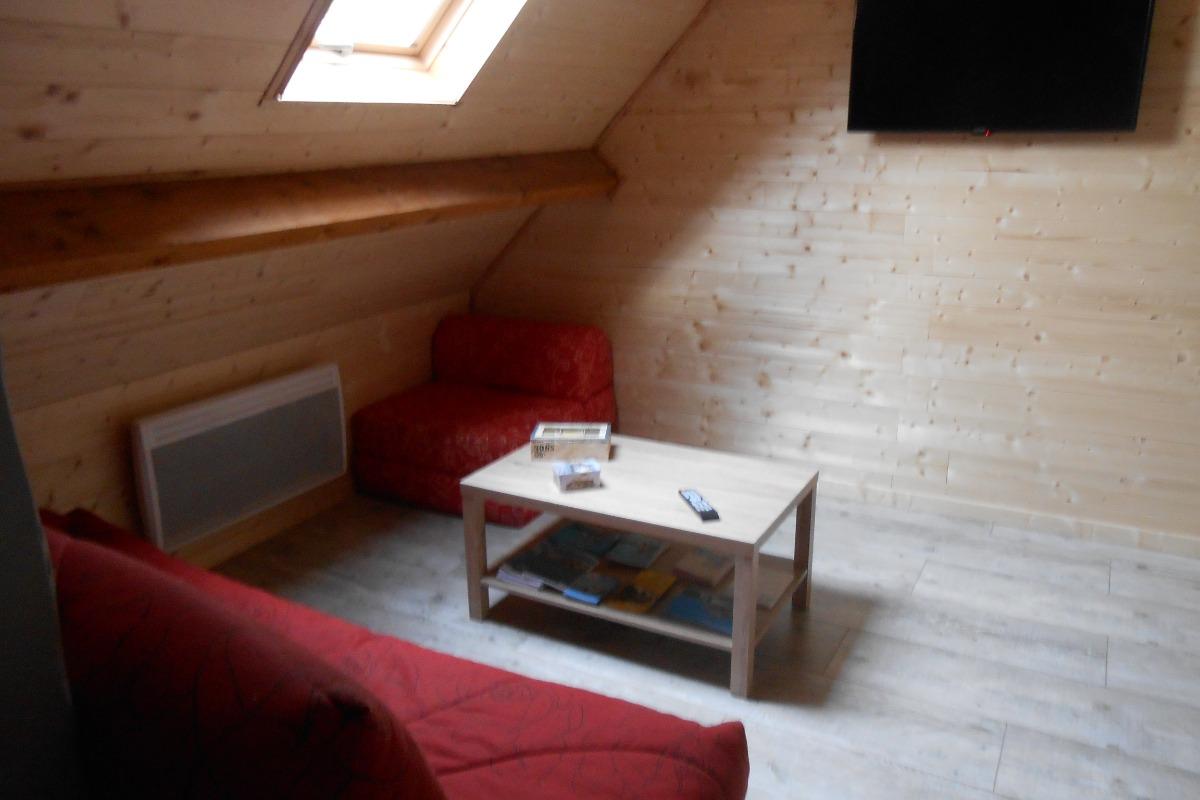 suite salon - Chambre d'hôtes - Gruchet-Saint-Siméon