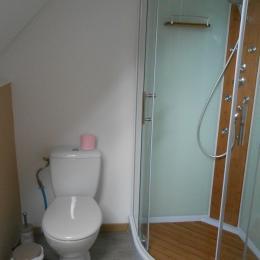suite salle de bain - Chambre d'hôtes - Gruchet-Saint-Siméon