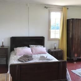 Chambre 1 - Location de vacances - Saint-Germain-sous-Cailly