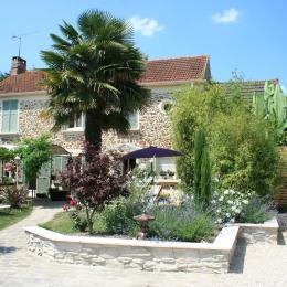 Petit Nailly - Chambres d'hôtes et gîtes en Vallée de Chevreuse - Chambre d'hôte - Magny-les-Hameaux