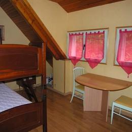 la 2eme chambre (2 lits superposés ou côte à côte) - Location de vacances - Maule