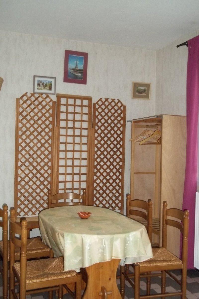 Hall d'entrée - Location de vacances - Orgeval