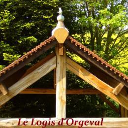 chambre étage - Location de vacances - Orgeval