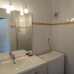 Salle de bain - Location de vacances - Niort
