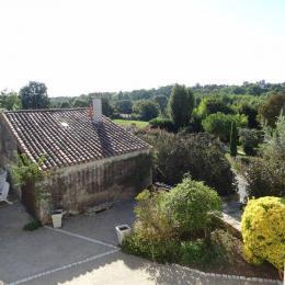 Vue sur la vallée de la Sèvre - Location de vacances - Niort