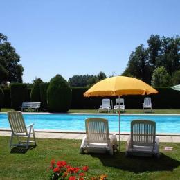 grand étang - Location de vacances - Caunay