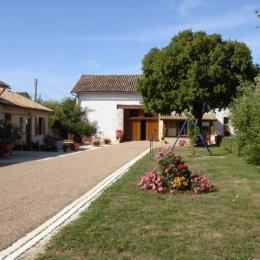 piscine 12*6 - Location de vacances - Caunay