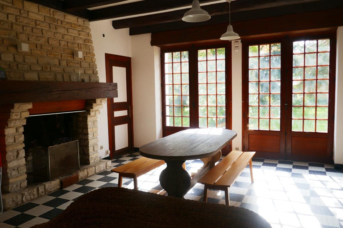 la maison - Location de vacances - Brioux-sur-Boutonne