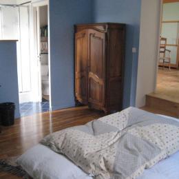 La 2e pièce de la Suite avec un lit XXL - Chambre d'hôtes - Niort