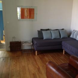 La 1ère pièce avec 2 lits 190X80cm - Chambre d'hôtes - Niort