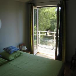 Le balcon plein Sud - Chambre d'hôtes - Niort