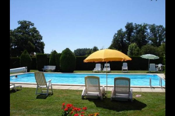 séjour cuisine - Location de vacances - Caunay
