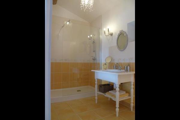 Salle d'eau Rétaise - Chambre d'hôtes - Coulon