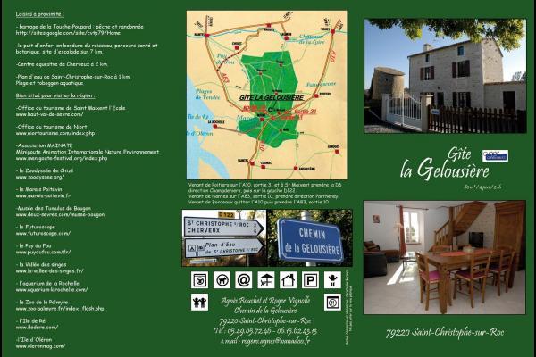 - Location de vacances - Saint-Christophe-sur-Roc