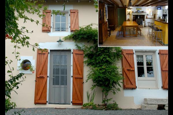 - Location de vacances - Exireuil