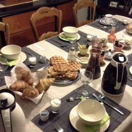 petit déjeuner - Chambre d'hôtes - Soudan