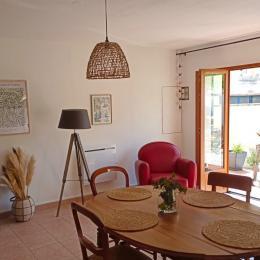 Chambre à l'étage - Location de vacances - Arçais