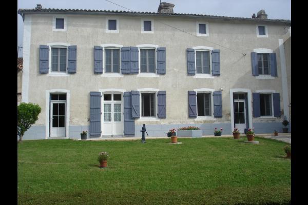 L'ancien Logis - Location de vacances - Chef-Boutonne