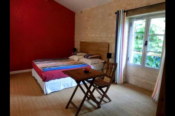 Chambre Les Cyclades - Chambre d'hôtes - Coulon