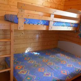 chalet zen : sauna, jacuzzi - Location de vacances - Chef-Boutonne