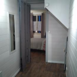 Palier 1er étage - Location de vacances - Coulon