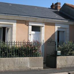 façade - Location de vacances - Niort