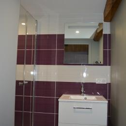Salle d'eau du dortoir - Location de vacances - Le Retail