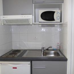 Coin kitchenette - Location de vacances - Niort