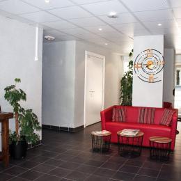 Hall d'entrée  - Location de vacances - Niort