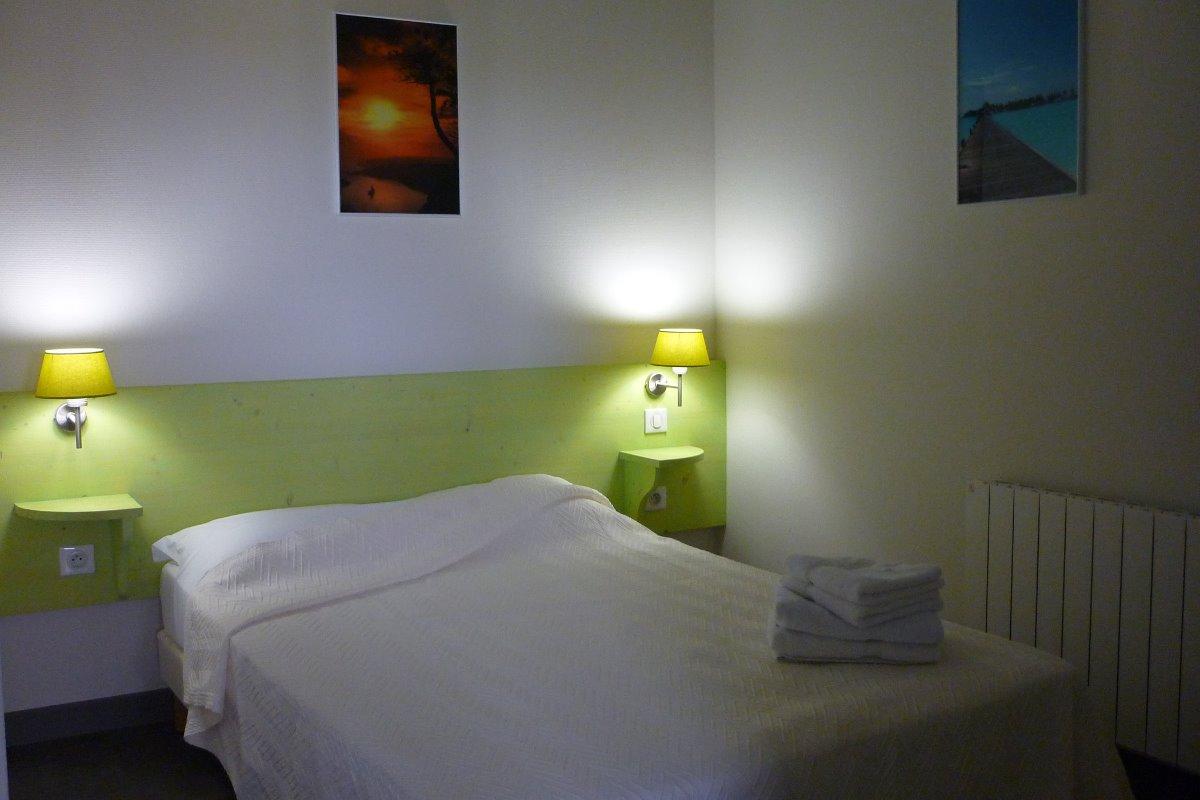 Chambre - Location de vacances - Bessines