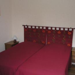 chambre 2 - Location de vacances - La Mothe-Saint-Héray