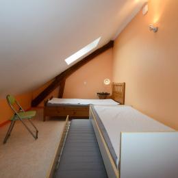 chambre 3 - Location de vacances - Fleigneux