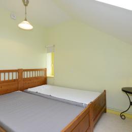 chambre 1 - Location de vacances - Fleigneux