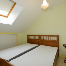 chambre 2 - Location de vacances - Fleigneux
