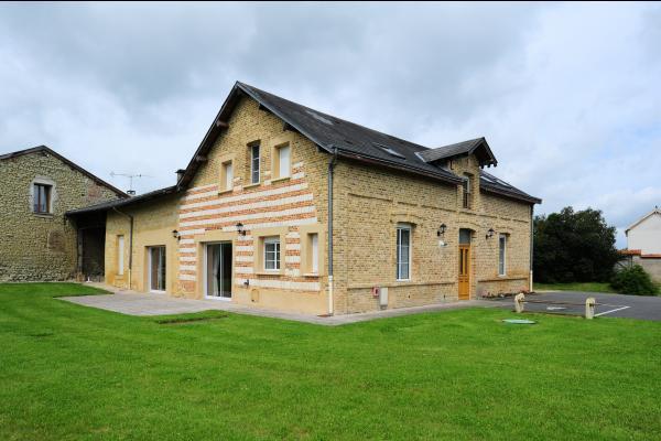Gîte coté terrasse - Location de vacances - Savigny-sur-Aisne