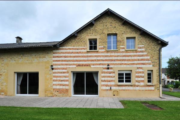 Terrasse - Location de vacances - Savigny-sur-Aisne