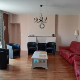Salon - Location de vacances - Savigny-sur-Aisne
