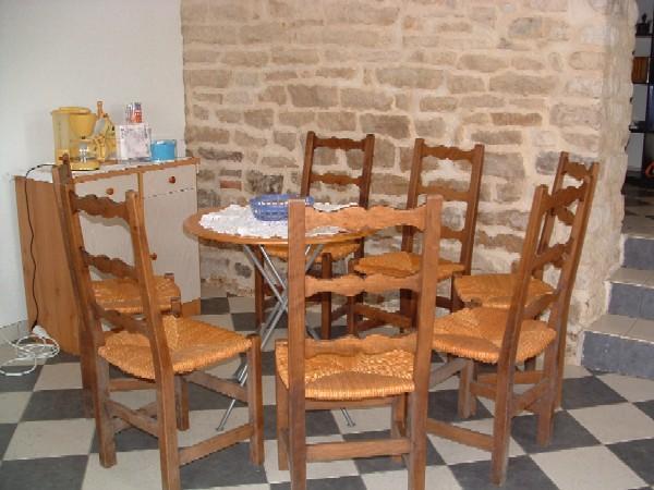 coin café - Location de vacances - Barbaise