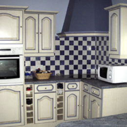 cuisine - Location de vacances - Barbaise