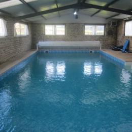 piscine 12m x 5,5 - Location de vacances - Fossé
