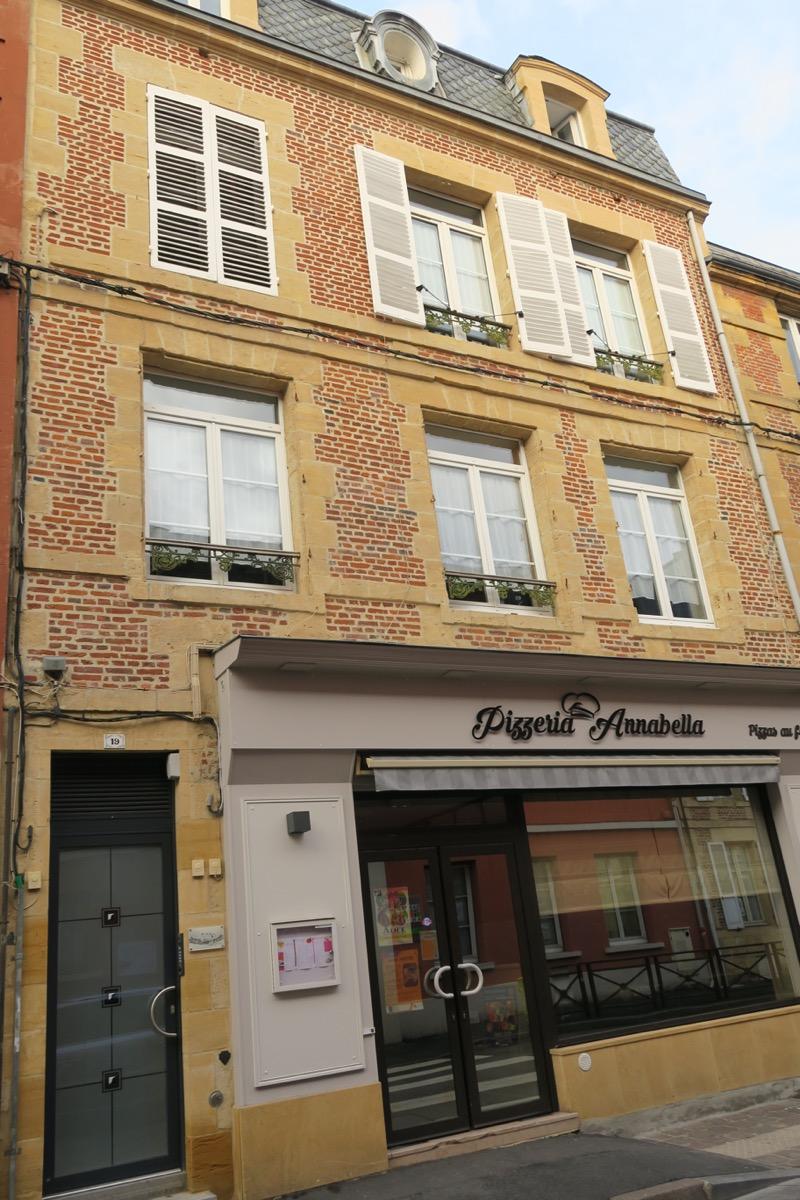 immeuble - Chambre d'hôtes - Charleville-Mézières