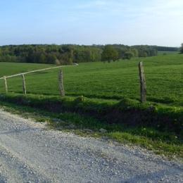 belle promenade verte et boisée - Location de vacances - Fossé