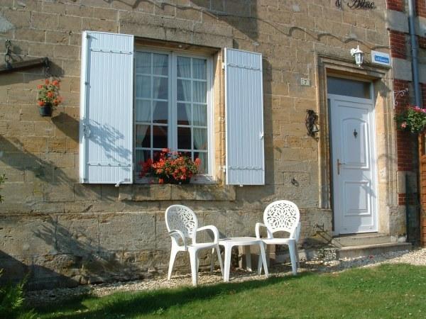 Gite Stonne Ardennes La Maison d'Aline - Location de vacances - Stonne