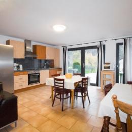 Cuisine, salle de séjour - Location de vacances - Chooz