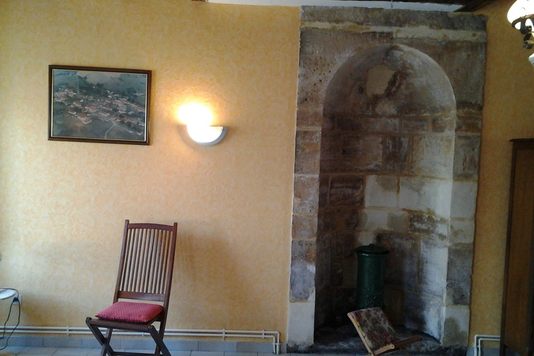 Salon - Location de vacances - Nouart