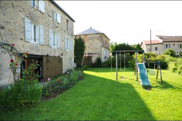 Extérieur - Location de vacances - Beaumont-en-Argonne