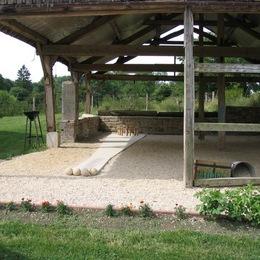 Jeu de quille - Location de vacances - Beaumont-en-Argonne