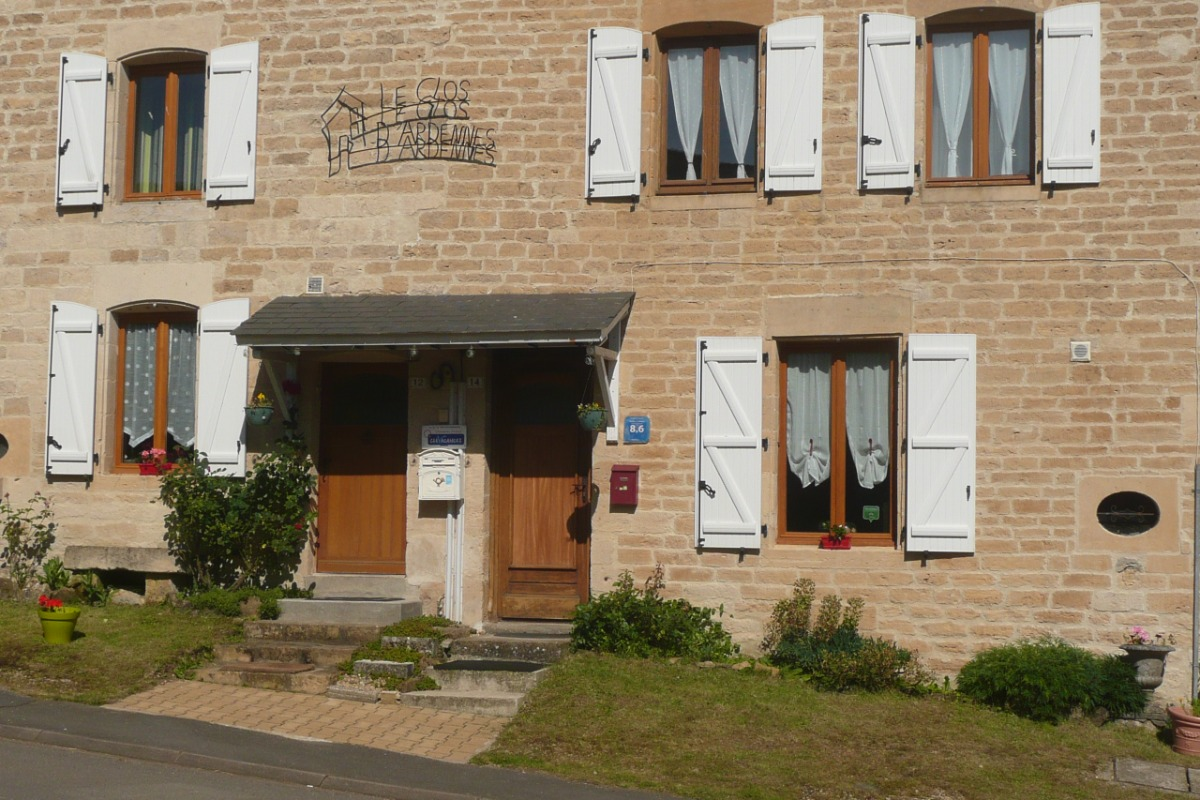 Au clos d'Ardennes - Chambre d'hôtes - Balaives-et-Butz