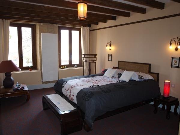 Chambre principale - Chambre d'hôtes - Balaives-et-Butz